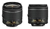 Nikon AF-P DX Nikkor 18-55mm f/3.5-5.6G VR (В наличии на складе)