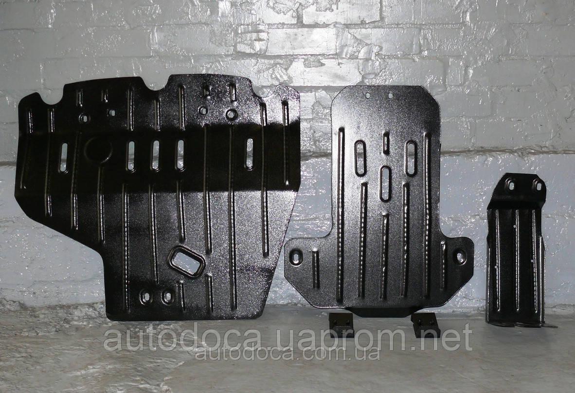Защита двигателя, кпп, диф-ла Subaru Legasy 2003-  с установкой! Киев