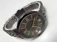 Стильные женские часы Swarovski - цвет черный