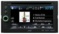 2-DIN DVD Монитор JVC KW-AV51EE