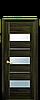 Дверь межкомнатная ЛИЛУ СО СТЕКЛОМ САТИН, фото 3