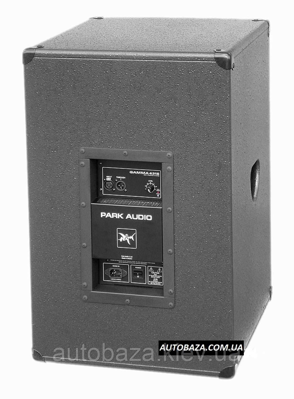 Park Audio GAMMA4315-P Активная трехполосная Акустическая Система 300