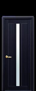 Дверь межкомнатная МАРТИ СО СТЕКЛОМ САТИН