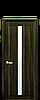 Дверь межкомнатная МАРТИ СО СТЕКЛОМ ЧЕРНЫМ, фото 3