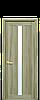 Дверь межкомнатная МАРТИ СО СТЕКЛОМ ЧЕРНЫМ, фото 4
