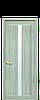 Дверь межкомнатная МАРТИ СО СТЕКЛОМ ЧЕРНЫМ, фото 5