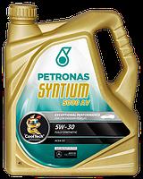 Моторное масло Petronas Syntium 5000 AV 5W-30, 4л.