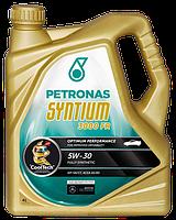Моторное масло Petronas Syntium 3000 FR 5W-30, 4л.