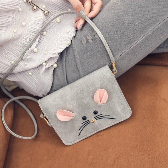 Стильная молодежная сумочка
