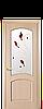 Дверь межкомнатная АНТРЕ СО СТЕКЛОМ САТИН И РИСУНКОМ №4, фото 6