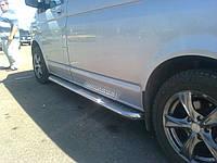 Боковые пороги Volkswagen Transporter T4 площадка