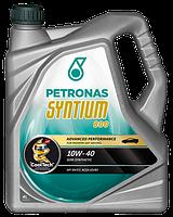 Моторное масло Petronas Syntium 800 10W-40, 4л.