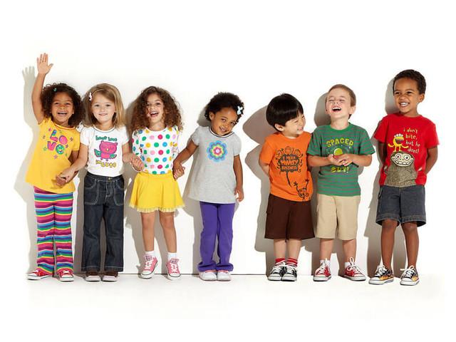 Дитячий одяг (Англія, Франція, Польща)