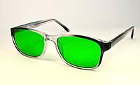 Глаукомные очки стекло!
