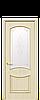 Дверь межкомнатная ДОННА СО СТЕКЛОМ САТИН И РИСУНКОМ, фото 4
