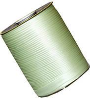 Косая бейка Мятно-салатовая, лента N8056 1.5 см 50 м