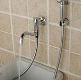 Гигиенический душ смеситель кран для биде 0372, фото 3