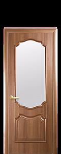 Дверь межкомнатная РОКА СО СТЕКЛОМ САТИН