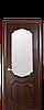 Дверь межкомнатная РОКА СО СТЕКЛОМ САТИН, фото 2