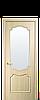 Двері міжкімнатні РОКУ ЗІ СКЛОМ САТИН, фото 3
