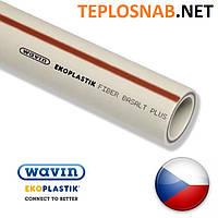 Труба Wavin (Вавин) Ekoplastik Fiber Basalt Plus DN 20 (Чехия)