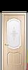 Дверь межкомнатная РОКА СО СТЕКЛОМ САТИН И РИСУНКОМ №1, фото 7