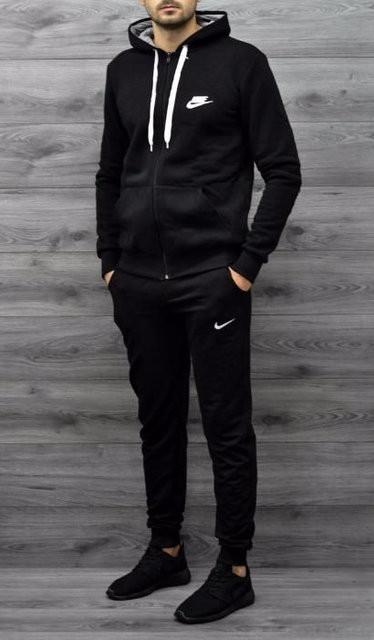 090a7f62 Мужской спортивный костюм Nike с молнией! ВЕСНА!, цена 550 грн., купить в  Хмельницком — Prom.ua (ID#491530761)