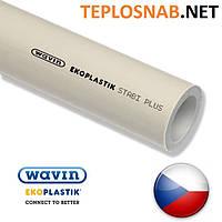 Труба Wavin (Вавин) Ekoplastik Stabi Plus DN 20 (Чехия)