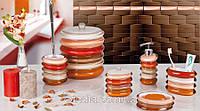 Набор аксессуаров для ванной комнаты из 7 предметов серия Милли