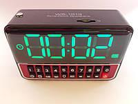 Часы - будильник, радиоприемник, портативная колонка, МР3 плеер WS-1513