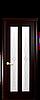 Дверь межкомнатная СТЕЛЛА СО СТЕКЛОМ САТИН И РИСУНКОМ №1, фото 2