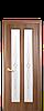 Дверь межкомнатная СТЕЛЛА СО СТЕКЛОМ САТИН И РИСУНКОМ №1, фото 3