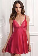 Эротическая сорочка night dress,  Gabriela, азалия,  XL/50, JL