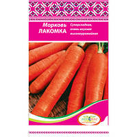 Морковь ЛАКОМКА 3г