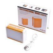 Фонарь настольный аккумуляторный Police 905-15 SMD USB power bank