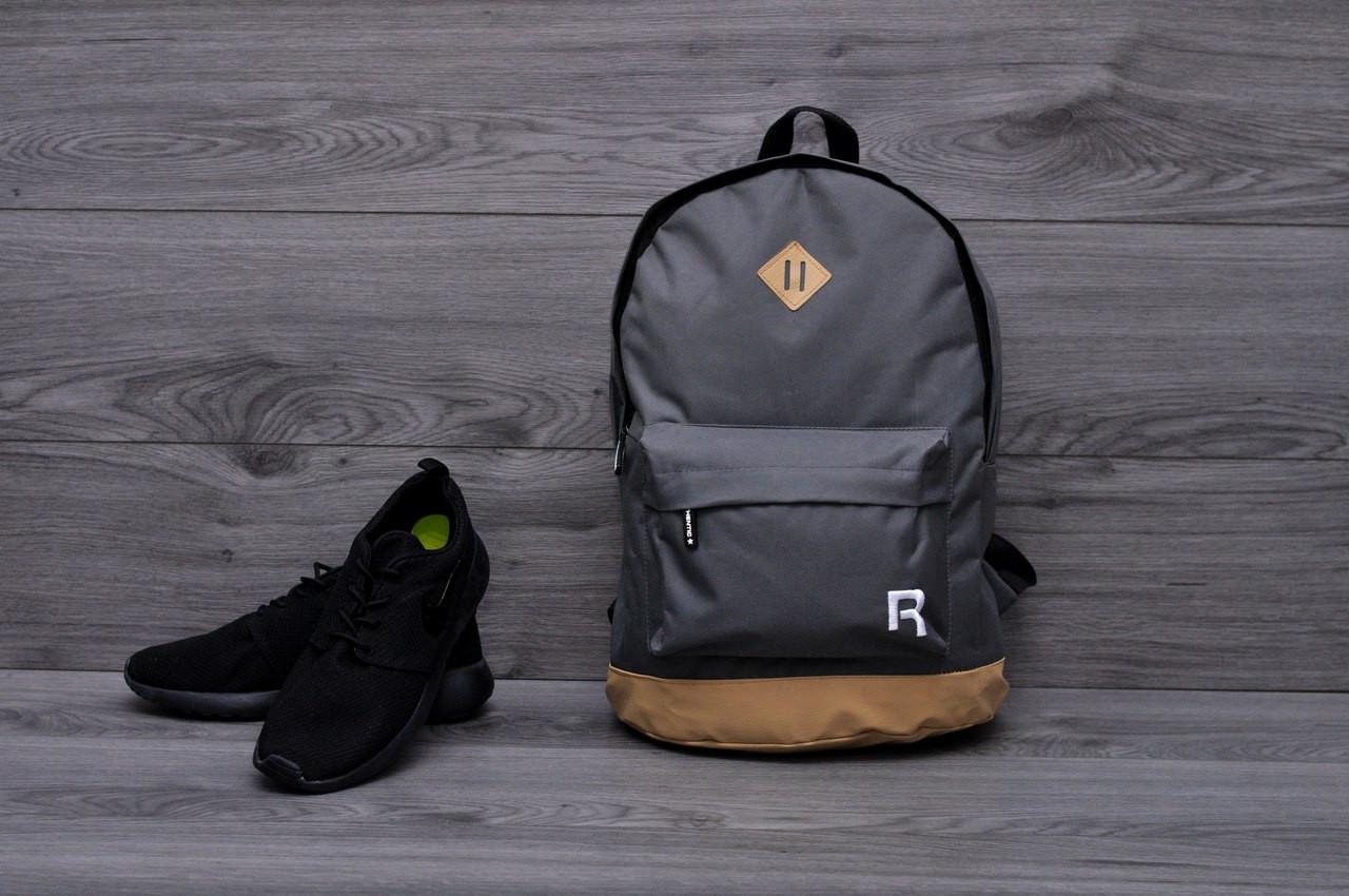 Рюкзак Reebok (серый)