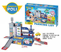 Паркинг-гараж Робокар Поли (Robocar Poli) ZY-607, фото 1