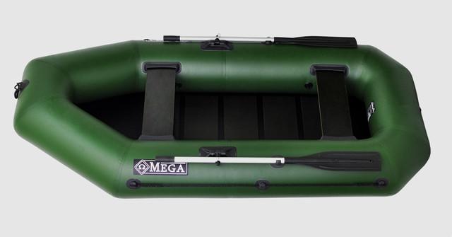 лодки пвх 280 гребная - лодки омега харьков - лодка омега 280 LS - лодка с реечным настилом ( днищем)