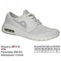 Женские кроссовки весенние сетка 3311-5