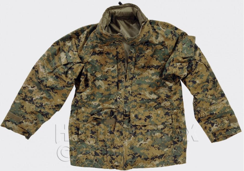 Куртка тактическая Helikon-Tex® ECWCS Parka - Digital Woodland