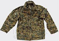 Куртка тактическая Helikon-Tex® ECWCS Parka - Digital Woodland, фото 1