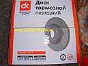Диски тормозные R15 Газ 3110, Газ 31105 (производитель Дорожная карта, Харьков), фото 4