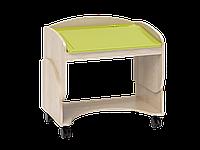 Маугли МДМ-7 лайм стол ростишка