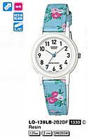 Детские часы CASIO LQ-139LB-2B2DF оригинал