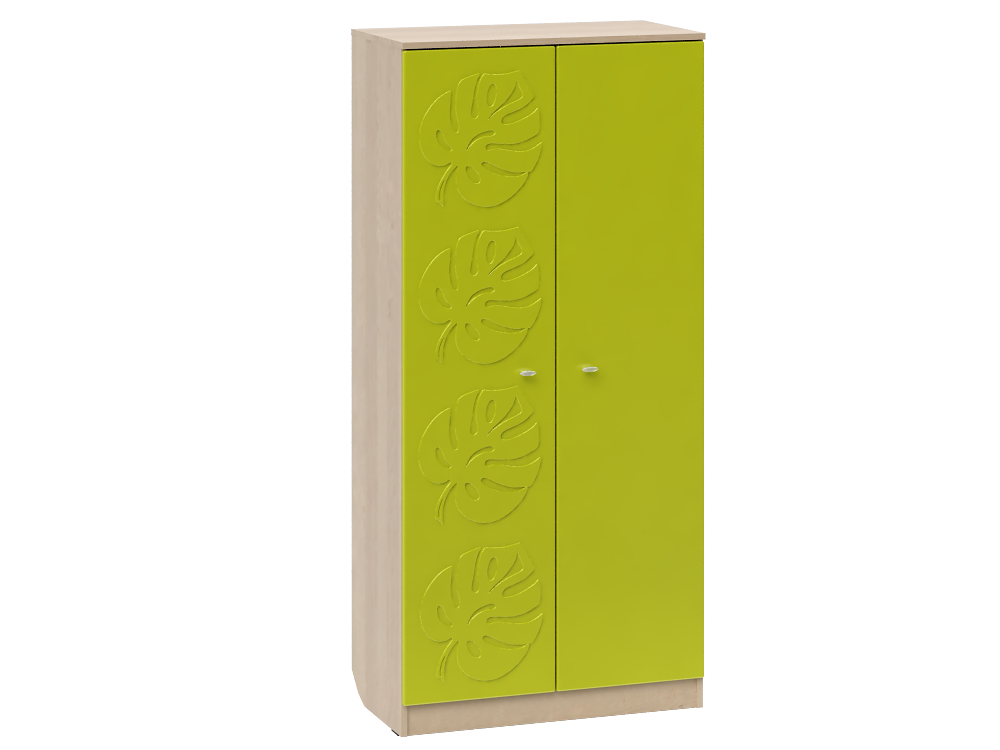 Маугли МДМ-8 лайм шкаф