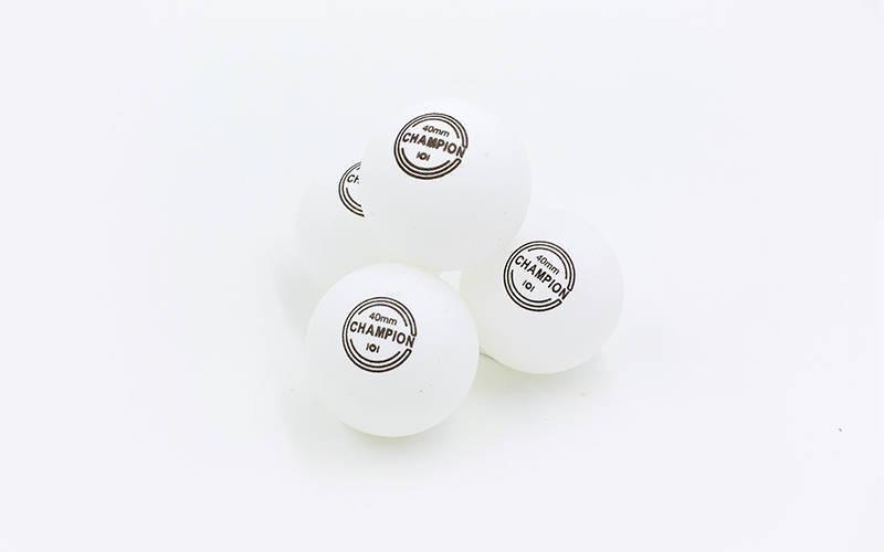 Шарики для настольного тенниса CHAMPION