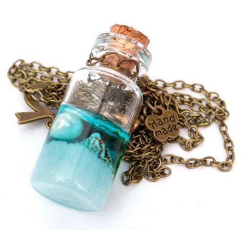 Украшение из бутылочек своими руками