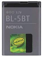 Аккумулятор Nokia BL-5BT, 2600c, 7510, N75 High Copy BEST
