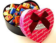 Жвачки Love is в коробочке Большие 100 шт., фото 1