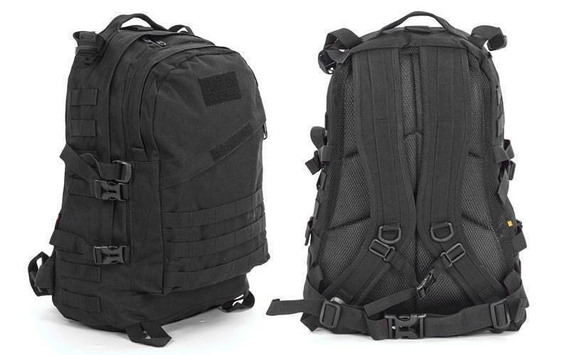 Рюкзак тактический штурмовой трехдневный 40л 3D